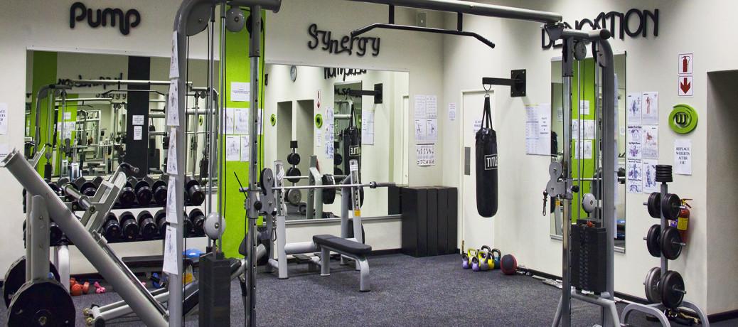 Oxygen Fitness