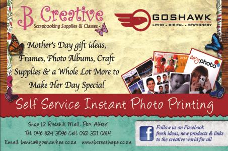B Creative & Goshawk – Rosehill Mall